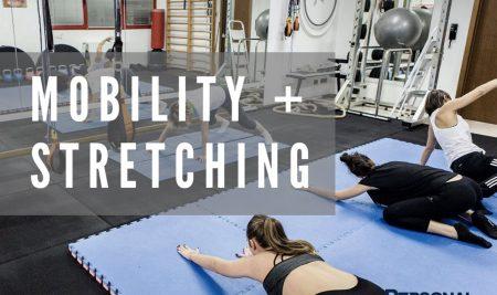 Corso mobilità e stretching